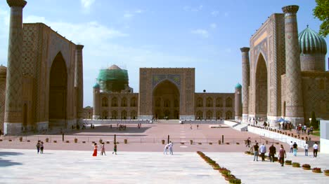 Registan-Square-in-Samarkand