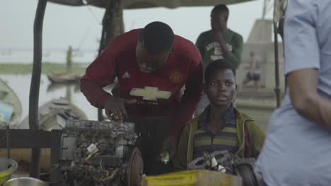 Engine-Being-Greased-Nigeria-06
