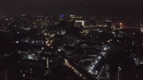 Building-Construction-at-Night-Lagos-Drone-01