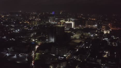 Building-Construction-at-Night-Lagos-Drone-02