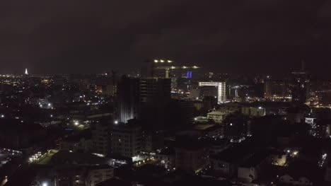 Building-Construction-at-Night-Lagos-Drone-03