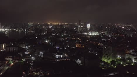 City-at-Night-Nigeria-Drone-08
