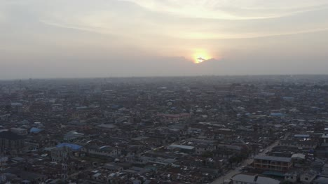Town-at-Dusk-Nigeria-Drone-04