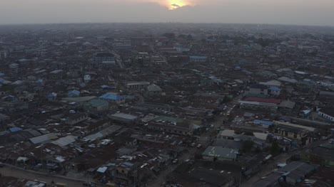 Town-at-Dusk-Nigeria-Drone-05