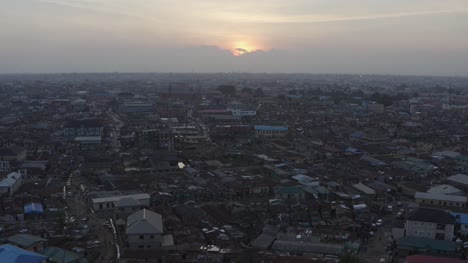 Town-at-Dusk-Nigeria-Drone-07