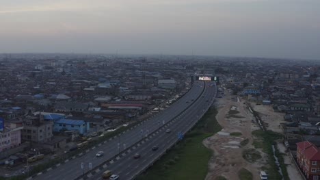 Town-at-Dusk-Nigeria-Drone-09