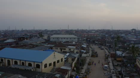 Town-at-Dusk-Nigeria-Drone-12