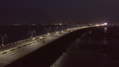 Road-Bridge-at-Night-Drone-01