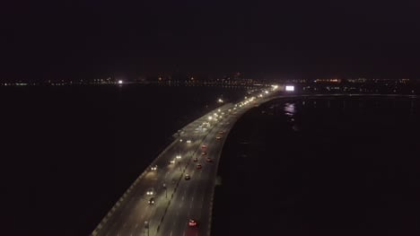 Road-Bridge-at-Night-Drone-04