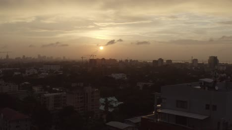 Lagos-Sunset-Drone-05