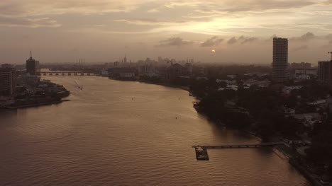 Lagos-Sunset-Drone-06