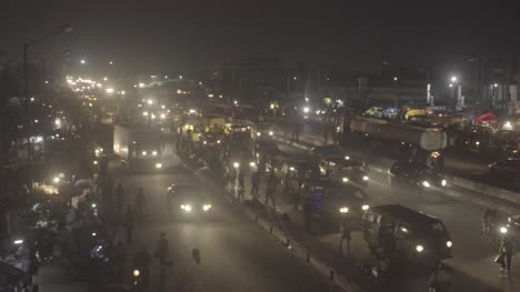 City-Traffic-at-Night-Nigeria-02