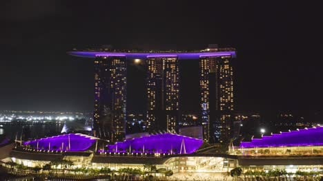 Marina-Bay-Sands-at-Night-Drone-Singapore-