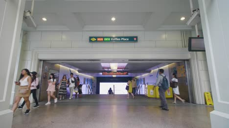 Subway-Entrance-Singapore