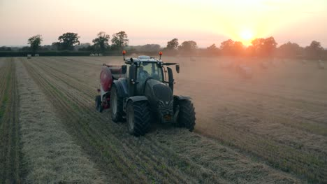 Tractor-Baling-Straw-02