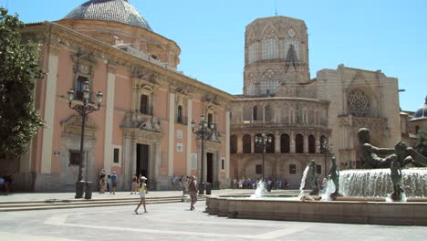 Valencia-Cathedral-and-Basilica