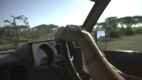 Driving-4x4-Though-African-Scrubland