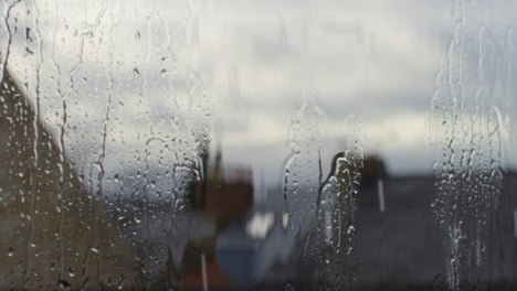 Raining-on-Window