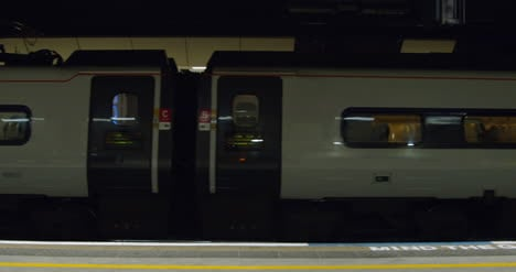 A-train-arriving-at-station-in-slow-motion