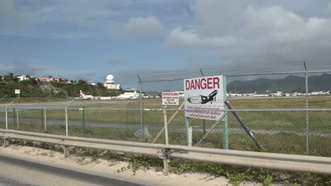 St-Maarten-International-Airport-Perimeter