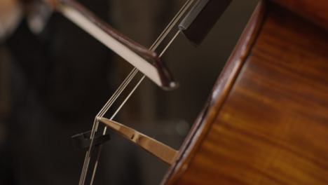 Extreme-Close-Up-Cellist-Playing-Cello