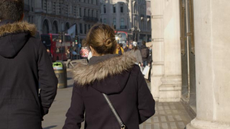 People-Walking-In-Central-London-Daytime