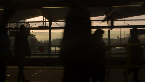 London-Train-Station-Platform-From-Moving-Train