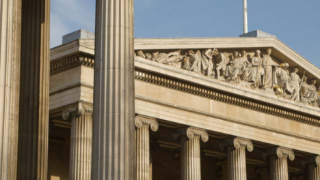 Architectural-Detail-At-British-Museum-London
