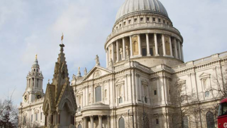 St-Paul's-Cathedral-City-Of-London