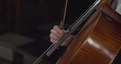 Close-Up-Male-Cellist-Plucking-Strings