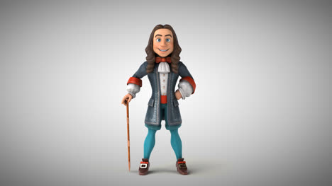 Cartoon-Historic-Figures-Animation