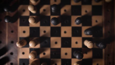 Light-Moving-Across-Chess-Board