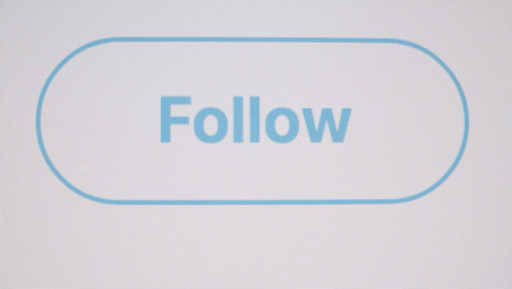 Close-Up-Twitter-Follow-Button-on-Screen