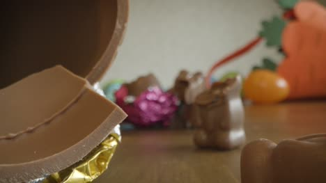 Tracking-out-From-Broken-Chocolate-Eggs-and-Bunnies