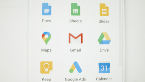 Tracking-Out-to-Various-Google-App-Icons-on-Screen