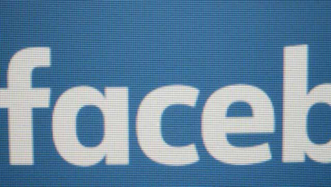 Extreme-Close-Up-Pan-of-Facebook-logo