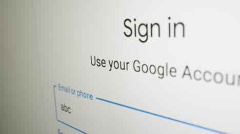 Close-Up-Pan-Logging-In-on-Google-Sign-In-