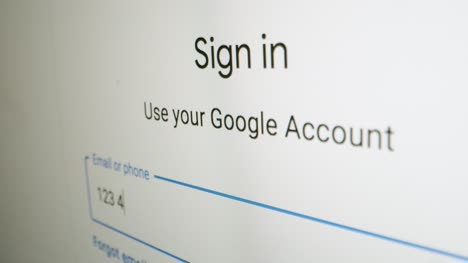 Panning-Close-Up-Logging-In-on-Google-Sign-In-