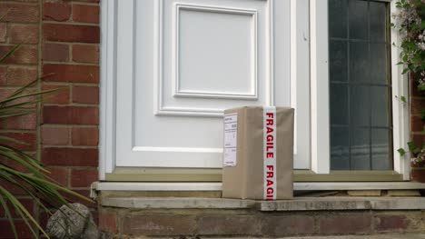 CU-Courier-Delivering-Parcel-Using-Social-Distancing