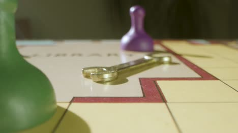 Close-Up-Through-Cluedo-Game