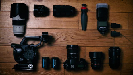 Flat-Lay-Camera-Gear-Central-Copy-Space
