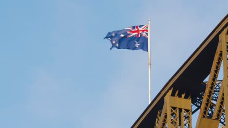 Australian-Flag-Flying-on-Sydney-Harbour-Bridge