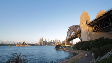 View-of-Sydney-Bridge-and-Opera-House