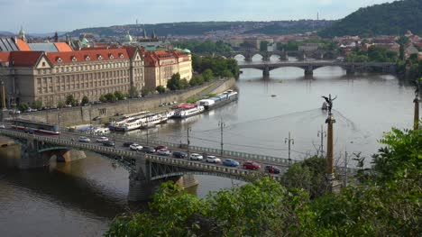 View-of-the-Vltava-River-in-Prague