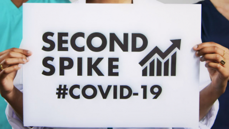 Close-Up-of-Second-Spike-Covid-19-Sign