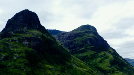 Aerial-Drone-Shot-of-The-Three-Sisters-in-Glen-Coe-Scotland-02