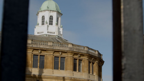 Dolly-Out-of-Sheldonian-Theatre-at-University-of-Oxford-