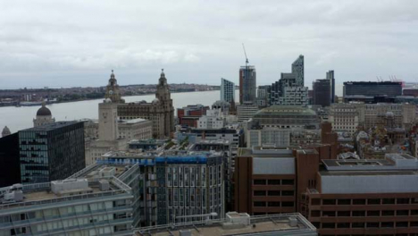 Drone-Shot-Rising-Over-Buildings-In-Liverpool-City-Centre-02