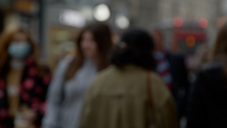 Defocused-Long-Shot-of-People-Walking-Down-a-Busy-Street-In-Oxford-England