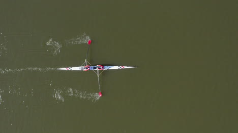 Drone-Shot-Tracking-Canoe-Rowing-Along-River-Severn-03